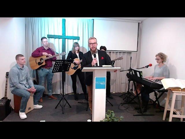 Przestańmy bawić się w Kościół ! pastor Sławek Ciesiółka