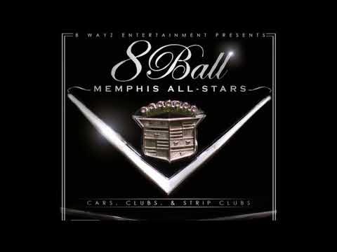 8Ball Presents Memphis All Stars 2009 - 8Ball