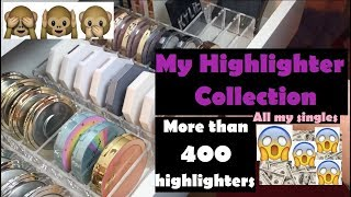 Highlighter Collection 2018 | 400 Highlighters
