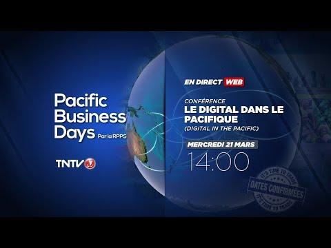 Pacific Business Days - Le digital dans le Pacifique