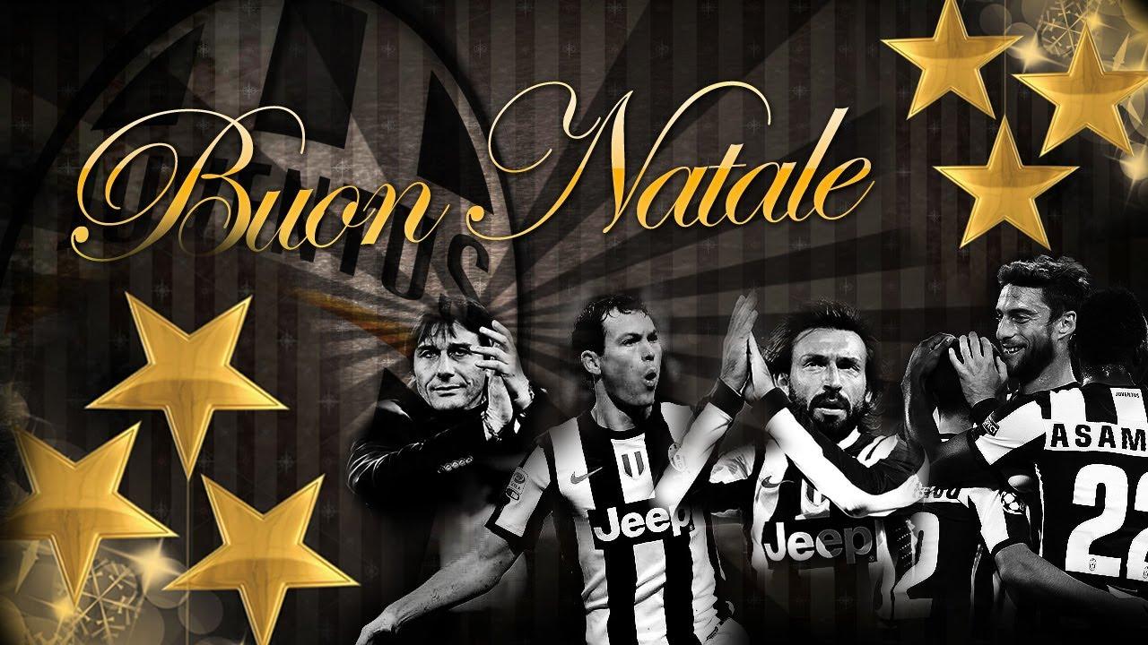 Auguri Di Natale Juventus.La Juventus Vi Augura Buon Natale Merry Christmas From Juventus