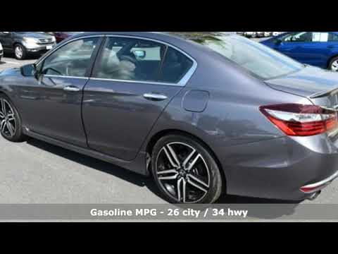 Used 2017 Honda Accord Fairfax Dulles Chantilly, DC #HP19528