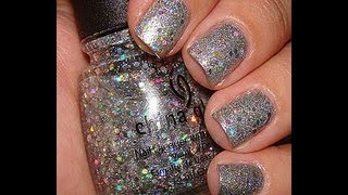 The Easiest and Fastest Way to Remove Glitter Nail Polish with Felt (¯`v´¯) `*.¸.*´ Thumbnail