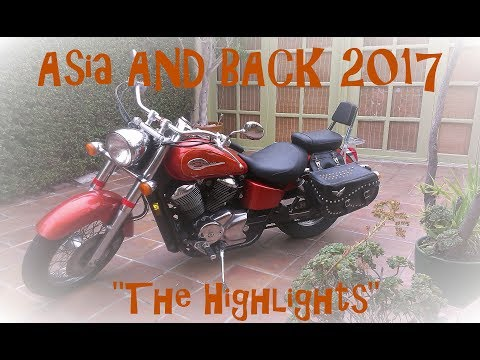 ASIA AND BACK - 'The Highlights'