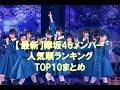 【最新】欅坂46メンバー人気順ランキング2017TOP10まとめ