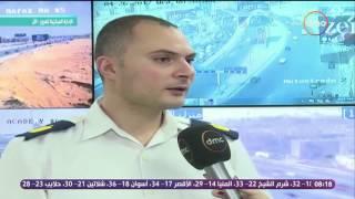 بالفيديو.. تعرف على الأماكن المزدحمة بشوارع القاهرة والجيزة اليوم
