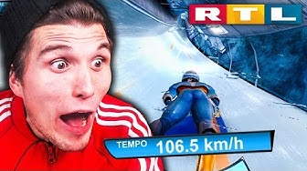 Der RTL Wintersport SIMULATOR