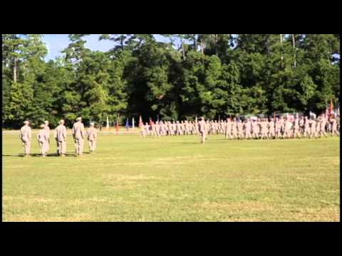 2nd Medical Battalion Change of Command B-Roll