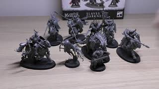 Slaves To Darkness   Chaos Knights   Review (aos)