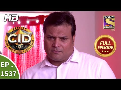 CID - Ep 1537 - Full Episode - 22nd  September, 2018 thumbnail