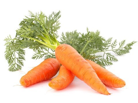 raw carrots are better cooked carrots