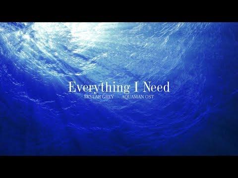 Aquaman OST | Skylar Grey - Everything I Need Piano Cover