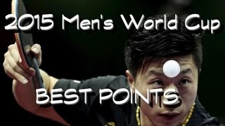 2015 Men's World Cup - Best points