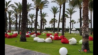 GARDEN PARTY ADAM & EVE HOTEL 16+ TURKEY BELEK (GEAR 360 VIDEO) АДАМ И ЕВА ОТЕЛЬ 16+ ТУРЦИЯ БЕЛЕК