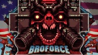 BROFORCE - FinaL Boss + Ending (Oct. 2015 update)