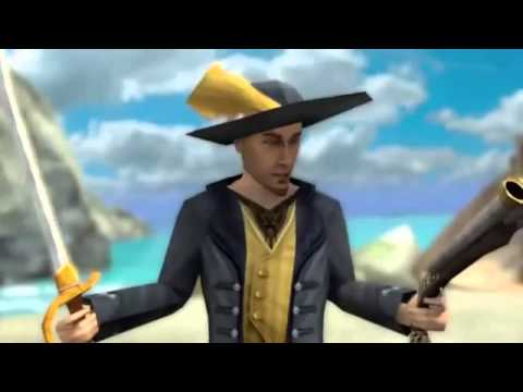 Official Pirates of the Caribbean Online Commercial - Upgrade to Unlimited Access