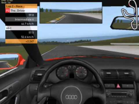 racer free car driving simulator audi a3 1 8t vs lamborghini murcielago youtube. Black Bedroom Furniture Sets. Home Design Ideas