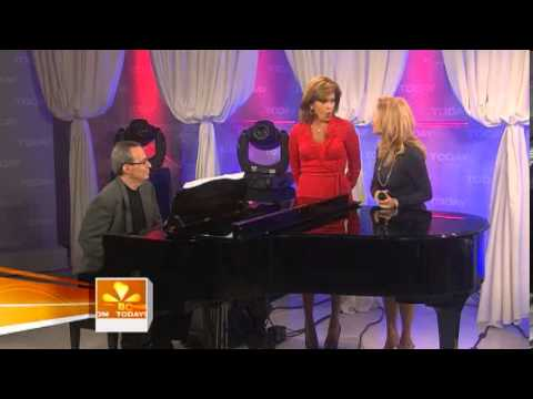 Kathie Lee sings a song inspired by Bella film