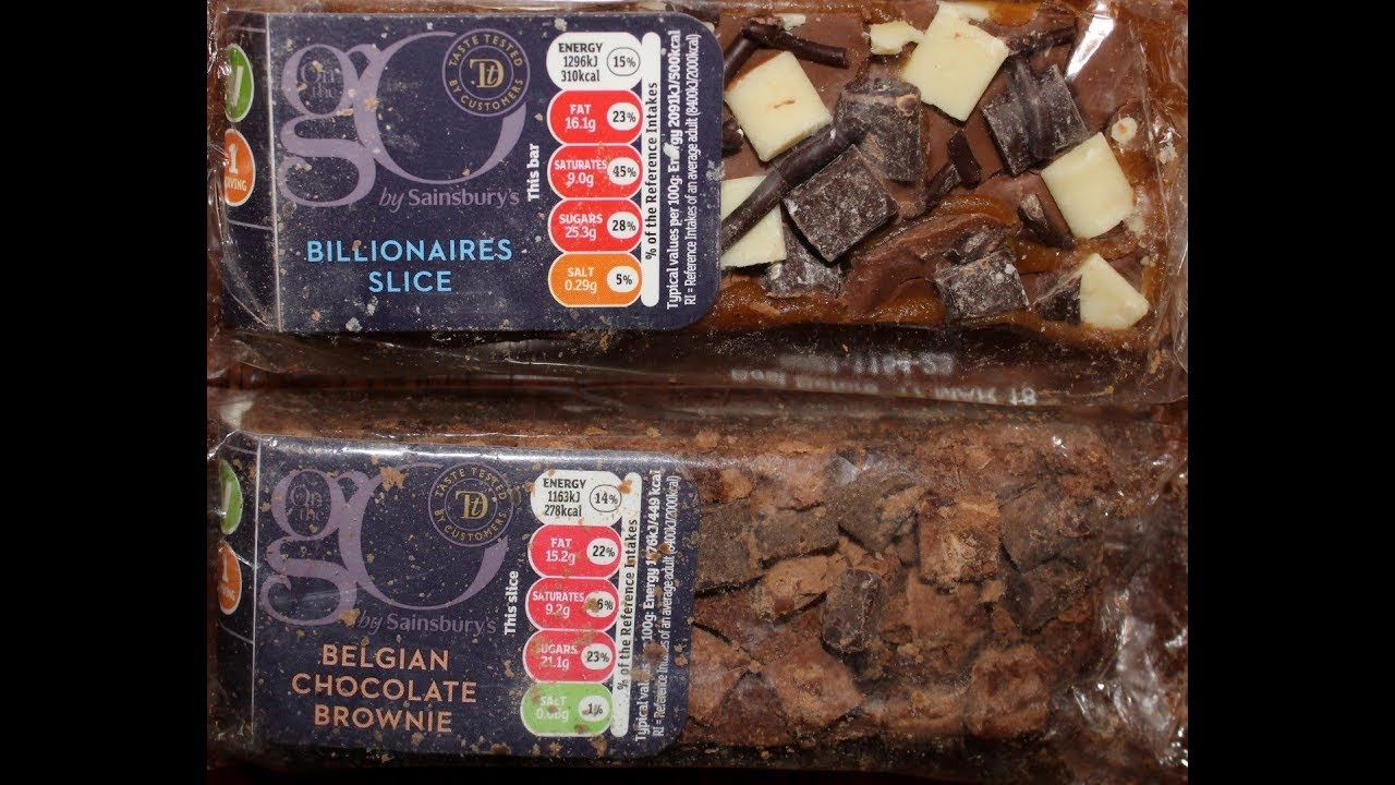 Millionaire Chocolate Brownie