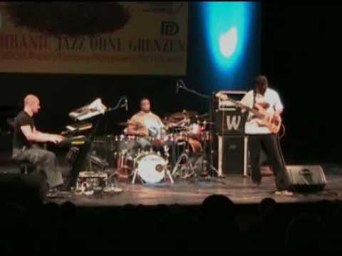Valmez; Phishbacher live at Jazz Festival Plzen, CZ, Nov 10th 2008