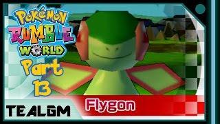 Pokemon Rumble World - Part 13: White Balloon