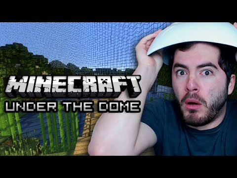 Minecraft: TRAPPED UNDER THE DOME - Ep. 1