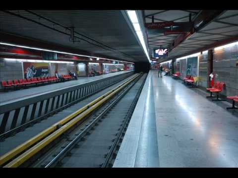 Iran - Tehran Metro 2009