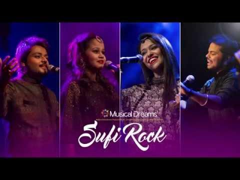 Sufi Rock Band - Sajan Preet Laga Ke|Kesariya Balam|Sanu Ik Pal Chain|Chaap Tilak