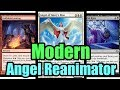 MTG Budget Angel Reanimator Deck Tech