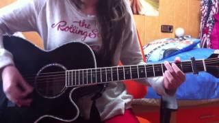 Made In The USA - Demi Lovato - Guitar Cover