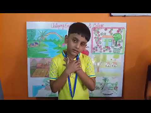 kids shows | Public Speaking | Chittagong English School & College