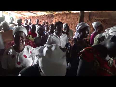 The Great Army of women publishes the world by Apostle sedrick Otenyo Sunday service 22/4/18