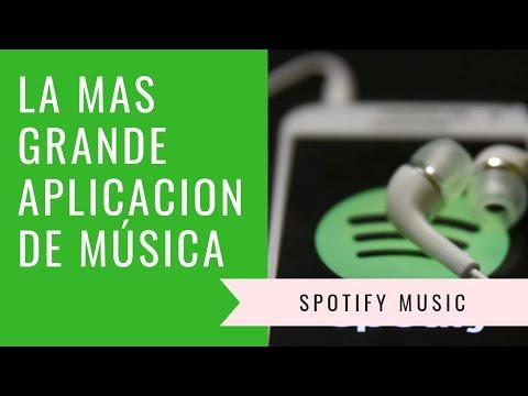 LA MÚSICA EN TUS MANOS CON SPOTIFY MUSIC VERSIÓN 8.4.72.845