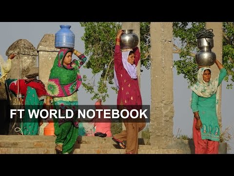 India's drought creates marriage woes I FT World Notebook