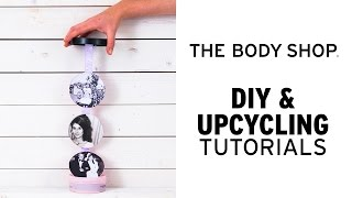 DIY Mother's Day Photo Album | The Body Shop Upcycling Hacks
