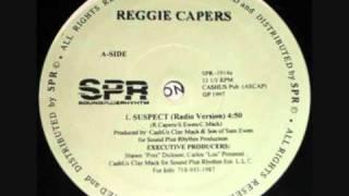 Reggie Capers - Suspect