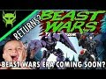 How Hasbro Is Teasing A New Transformers Beast Wars Era!(Explained)