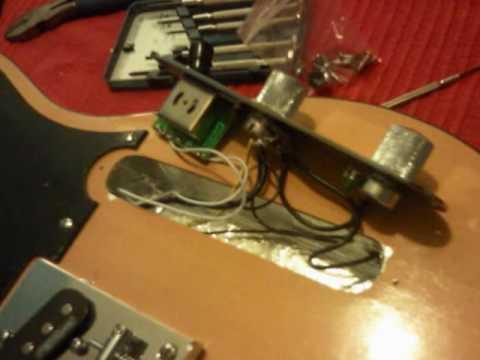 hqdefault kit telecaster build part 5 youtube,Wiring A Telmaster Guitar Kit Youtube