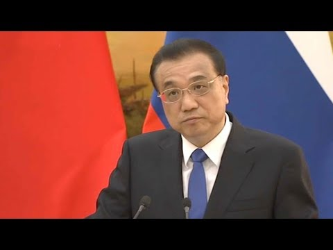 Chinese Premier Li hails closer bilateral ties  with Russia