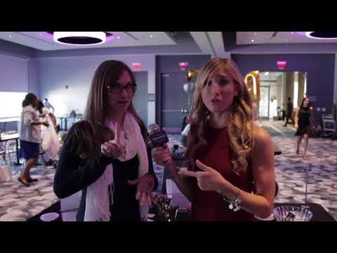 LipSense - Next on Scene Magazine Bridal Expo