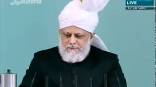 (Espanol) Friday Sermon 6th May 2011 - Islam Ahmadiyya