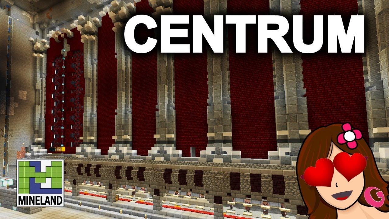 CENTRUM / 1.16.3 / server MINELAND 111 | Gala (CZ/SK)