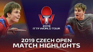 Владимир Сидоренко vs Truls Moregard | Czech Open 2019 (Pre)
