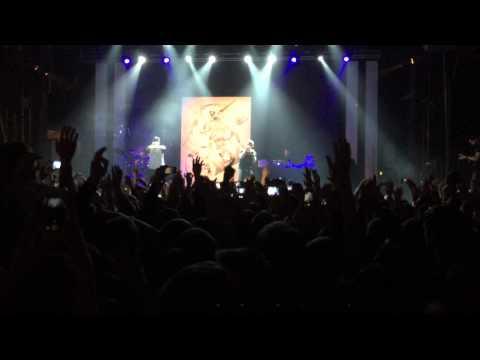 Пролив Дрейка - тур Архххеология Oxxxymiron 14.12.14 Глав Club