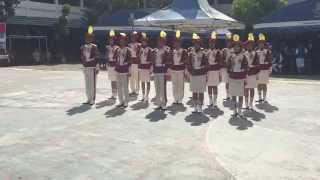 SMKN 1 MARTAPURA di LDWC (Laskar Dwi Warna competition)