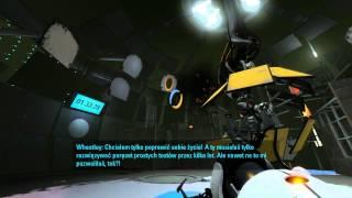 """Zagrajmy w Portal 2 cz. 9 (FINAŁ) """"Część w której nas zabija"""""""