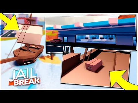 [FULL GUIDE] ROBLOX JAILBREAK NEW AIRPORT UPDATE! JAILBREAK NEW PIRATE SHIP! (ROBLOX)