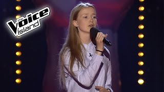 Jóna Alla Axelsdóttir - Almost is Never Enough | The Voice Iceland 2016 | The Blind Auditions