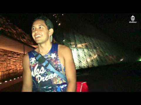 Kalani freestyle basketballer welcome to hokkaido 2015.august