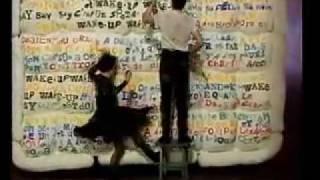 "Guesch Patti ""Wake up"" - Gobe (1992)"
